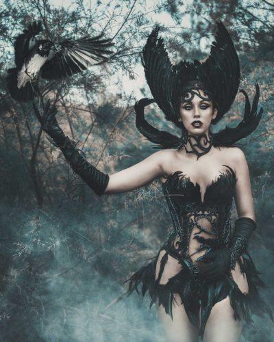 Fantasía, caracterización y FX