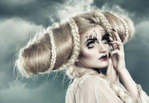 Servicios de maquillaje y peluquería
