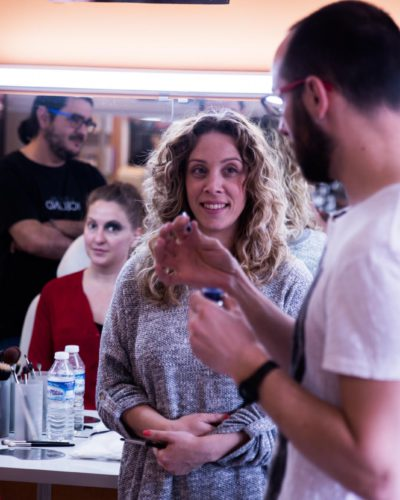 Workshop de maquillaje en zaragoza