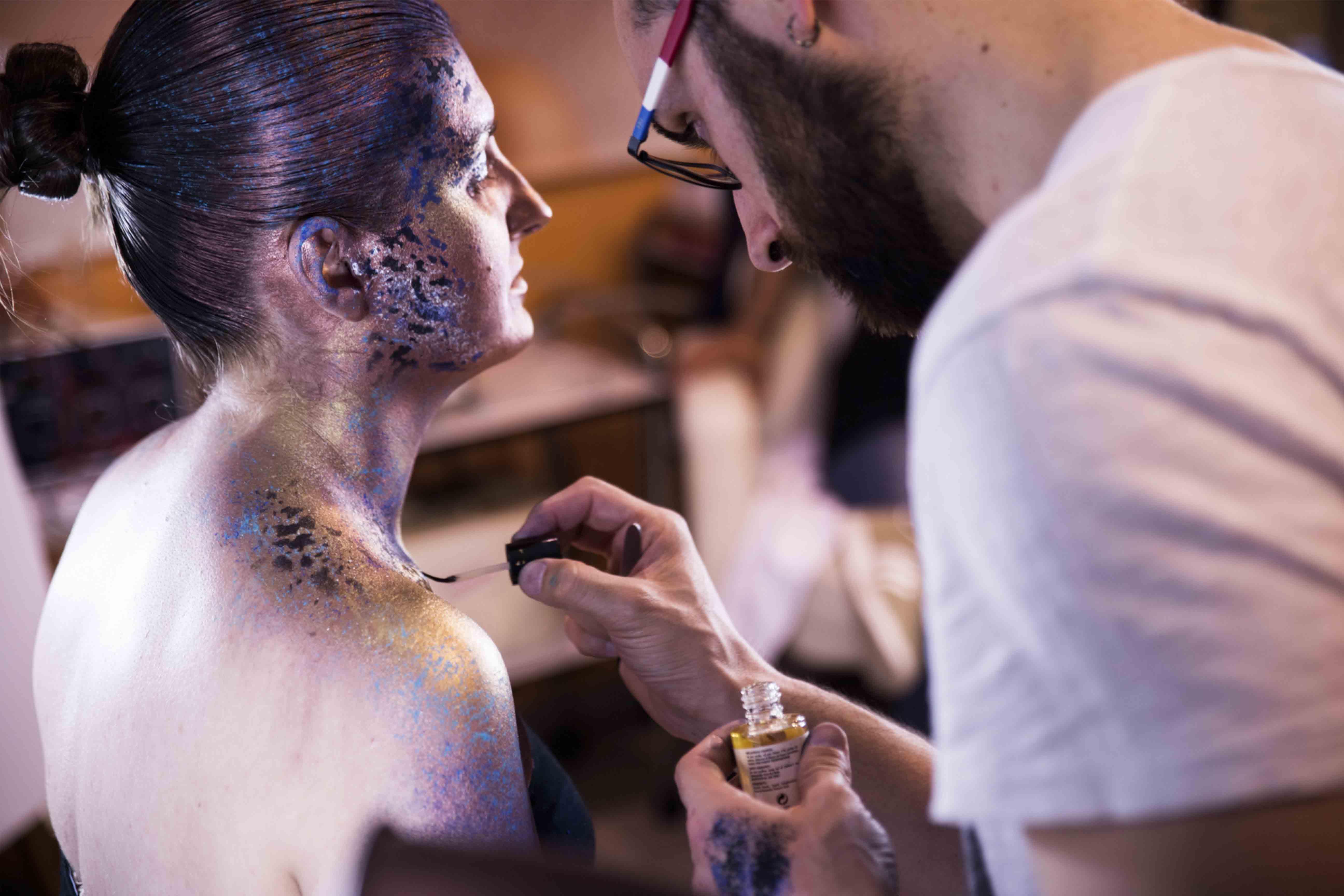 Workshop de maquillaje en zaragoza