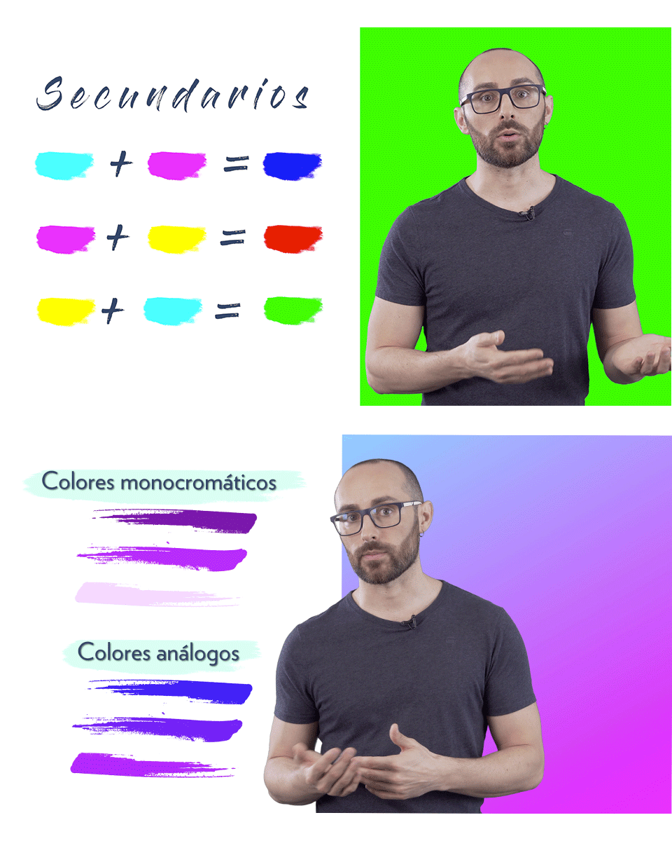 Landing Color